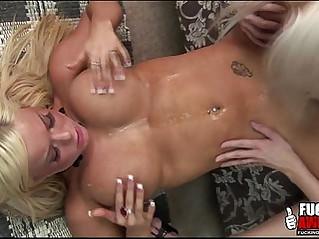 Crista Moore Having Lesbian Sex