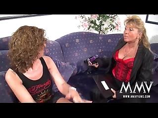 MMV FILMS Mature Threesome