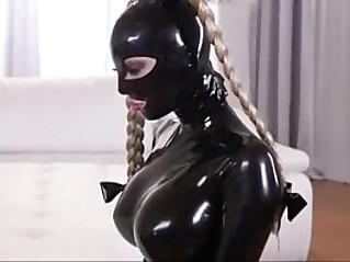 Latex slave lesbian punishment lesboporn.best