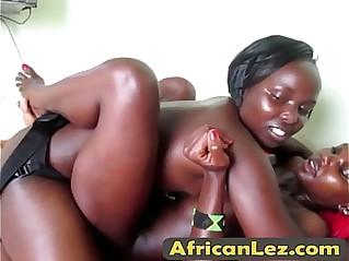 Lesbian amateur teen sluts ebony strap on fucking