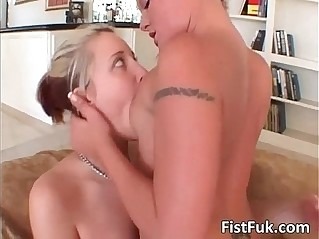 Two horny mature lesbians kissing and licking and finger