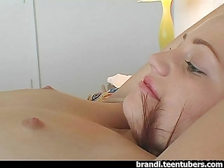 Tiny tits and oral sex